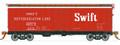 Rapido HO 121059 GARX 37' Meat Reefer Set, SWIFT 2821