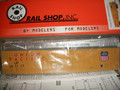 Eel River HO Scale Beer Car Kit Union Pacific UP #465127