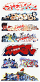 Blair Line HO Scale Graffiti Decals Mega Set #3