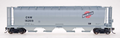 Intermountain HO Scale Cylindrical Covered Hopper CNW 182791