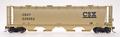 Intermountain HO Scale Cylindrical Covered Hopper CSX 226047