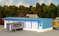 PikeStuff HO Scale Truck Terminal Advanced Kit