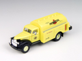 Classic Metal Works - HO Scale 41/46 Chevy Tank Truck Pennsylvania Oil PENNZOIL