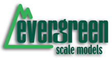 "Evergreen Strip Styrene 127 10 x .020 x.156/"" Strips"