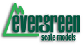"Evergreen Styrene Strips .030"" x .080"" 10 pieces #134"