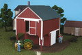 AMB LaserKits O Scale Loft Barn  Kit #489