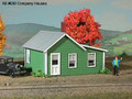AMB LaserKits N Scale Company House Kit #698 Three Pack