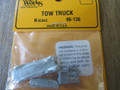 Wheel Works N Scale Vintage Tow Truck Kit