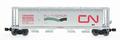 Intermountain Z Scale Cylindrical Hopper Round Hatch CN Environment Mode