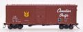 Intermountain 40ft Canadian Modified 1937 AAR Box Car Canadian Pacific Script Grain Service CP 123722