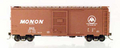 Kadee HO Scale 40 ft PS-1 Standard Boxcar Single 6ft door Monon 843