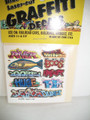 Blair Line N Scale Graffiti Decals Mega Set #7