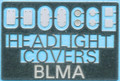 BLMA N Scale Locomotive Removed Headlight Covers  Kit #72