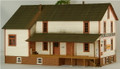 GC Laser HO Scale O. H. Wright Building Supply Co,  Kit #19063
