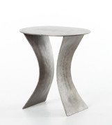 Drexel Iron Etched End Table