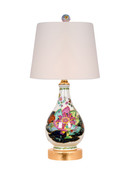 Tobacco Vase Lamp