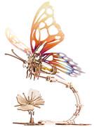UGears Butterfly Mechanical Kit