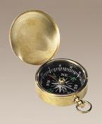 Brass Small Compass