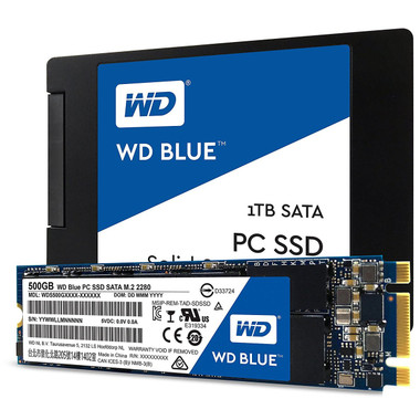 WD Solid State Drive.