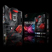 Asus ROG STRIX Z370-H GAMING  ATX gaming with DDR4 4000MHz support, DP HDMI, dual M.2, SATA 6Gbps and USB 3.1