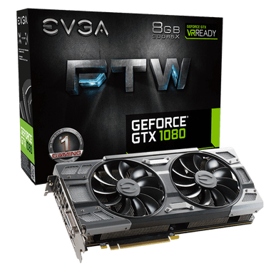 EVGA Graphic Card.
