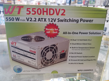 WT Power Supply