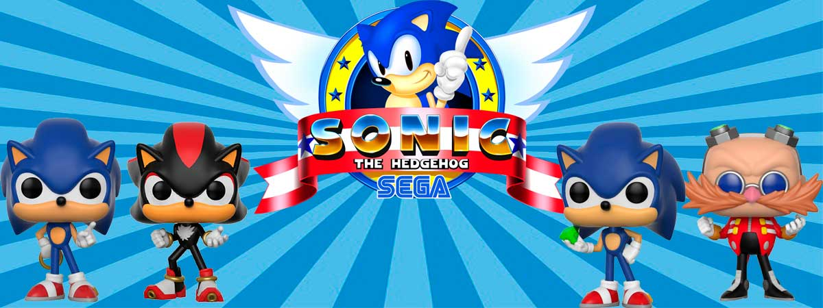 Sonic the hedgehog toy kids
