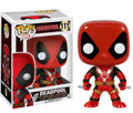 Funko Pop! Marvel Deadpool (w/Swords) Vinyl Bobble Head Figure #111