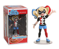 Funko Pop! Rock Candy DC Super Hero Girls Harley Quinn Vinyl Figure