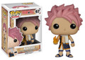 Funko Pop! Animation Fairy Tail Natsu Vinyl Figure Toy #67