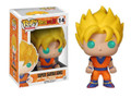 Funko Pop! Anime Dragonball Z Super Saiyan Goku Vinyl Figure Toy #14