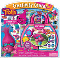 Trolls Creativity Center - Read, Sticker and Stamp
