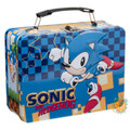 Sonic The Hedgehog Large Tin Box