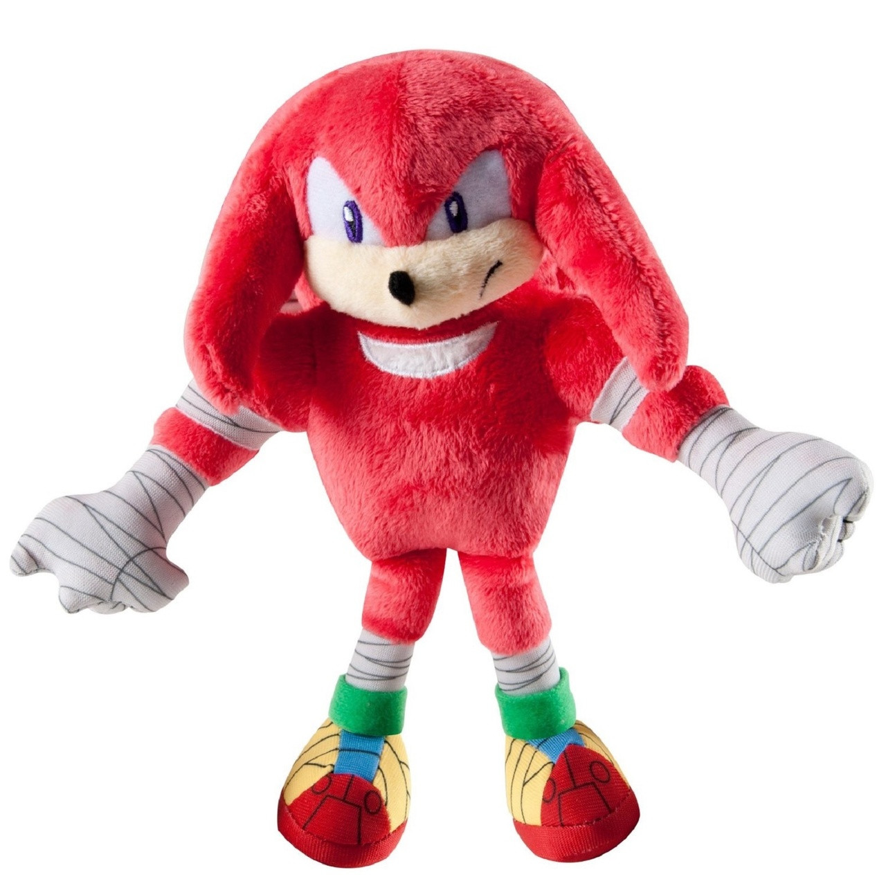 "Sonic Boom Small 7"" Plush Toy - Knuckles"