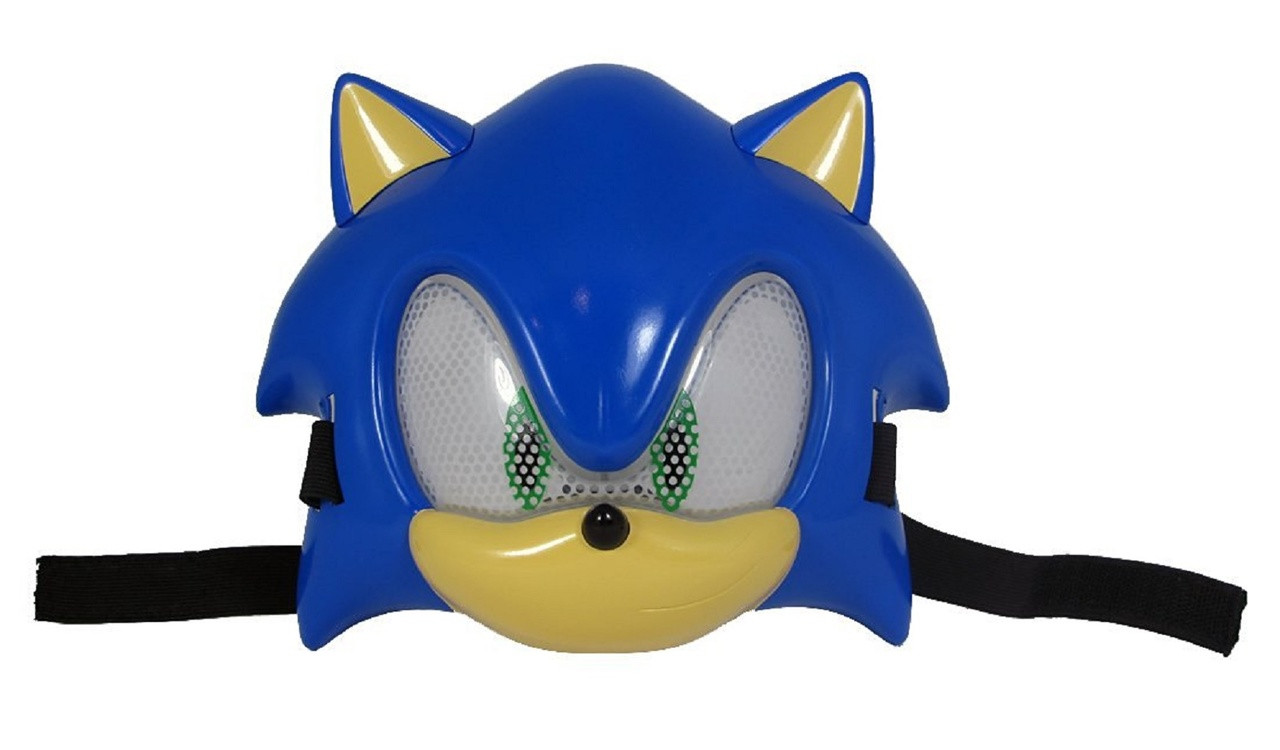 Sonic Boom Role Play Mask - Sonic