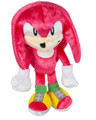 Sonic Boom Sonic The Hedgehog Knuckles Small 8 Inch 25Th Anniversary Plush Toy