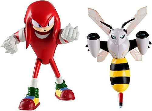 Sonic Boom - Knuckles & Beebot Figures