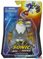 "Sonic The Hedgehog Free Riders 3.5"" Plastic Action Figure - Storm The Albatrators"
