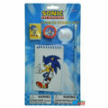 Sonic The Hedgehog 4 Piece Study Kit