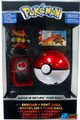 Pokemon Catch n Return Pokeball with Figure - Emboar