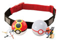 Pokemon Clip 'N' Carry Poke Ball Belt - Fletchinder Vs. Klefki