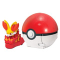 Pokemon Quick Attackers Figure and Pokeball - Fennekin