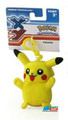 Pokemon XY Small Plush Keychain - Pikachu