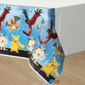 Pokemon Plastic Tablecover Table Cover - Pikachu and Friends