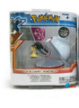 "Pokemon 2"" Plastic Toy Action Figure Clip n Carry - Mawile and Premierball"
