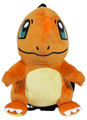Pokemon Charmander 14 Inch Plush Backpack