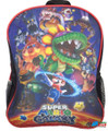 Mario Brothers Mini Toddler Backpack - Mario Galaxy