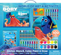 Finding Dory  World Of Art And Activity - Over 100 Fun  items