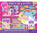 My Little Pony  World Of Art And Activity - Over 100 Fun items