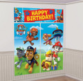 Paw Patrol Giant Scene Setter Wall Decorating Kit